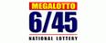 Philippines Megalotto 6/45